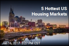 5 Hottest US Housing Markets