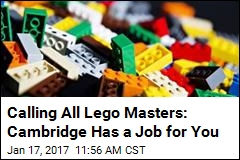 Job Opening at Swank UK University: Lego Professor