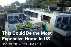 This Could Be the Most Expensive Home in US