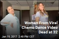 Woman From Viral Chemo Dance Video Dead at 32