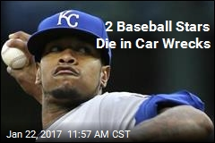 2 Baseball Stars Die in Car Wrecks