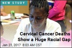 Cervical Cancer Deaths Show a Huge Racial Gap