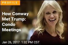 Might Conway Become Most Powerful Woman Ever in US Government?