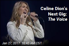 Celine Dion's Next Gig: The Voice
