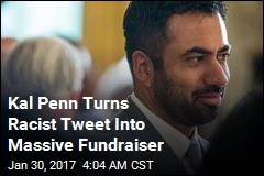Kal Penn Turns Racist Tweet Into Massive Fundraiser