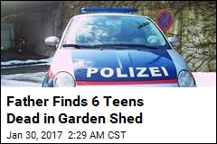 6 Teens Found Dead in Shed After Party