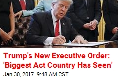 Trump's New Executive Order: To Add Regulation, Cut Two