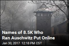 Poland Posts Most Complete List of Auschwitz Guards