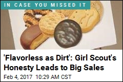 Girl Scout Sells Scads of Cookies With Honest Reviews