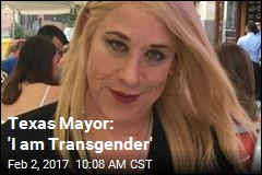 Texas Mayor: I'm Now Jess, Not Jeff