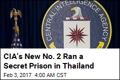 CIA's New No. 2 Once Ran a 'Black Site' Prison