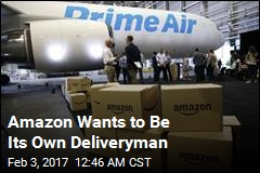 Amazon Spending $1.5B on Own Air Cargo Hub