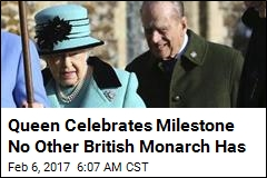 Queen Celebrates Milestone No Other British Monarch Has