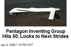 Pentagon Inventing Group Hits 50, Looks to Next Strides