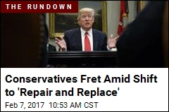 Quick ObamaCare Repeal Not Looking So Quick Anymore