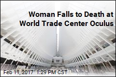 Woman Falls to Death at World Trade Center Oculus