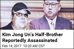 Kim Jong Un's Half-Brother Reportedly Assassinated