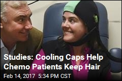 Studies: Cooling Caps Help Chemo Patients Keep Hair