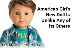 American Girl to Release Its 1st American Boy