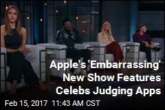 Gwyneth, will.i.am Judge on Apple's 'Embarrassing' App Show