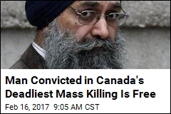 Man Convicted in Canada's Deadliest Mass Killing Is Free
