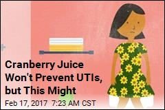This Drink May Help Prevent UTIs
