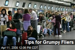 Tips for Grumpy Fliers