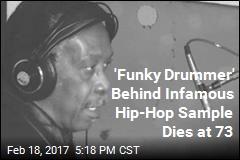 James Brown's 'Funky Drummer' Clyde Stubblefield Dies at 73