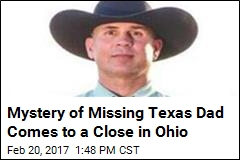 Missing Texas Dad Found Safe Weeks Later—in Ohio