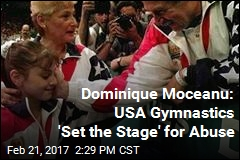 Dominique Moceanu: USA Gymnastics 'Set the Stage' for Abuse