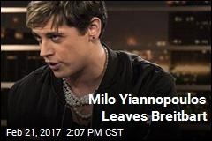 Milo Yiannopoulos Leaves Breitbart