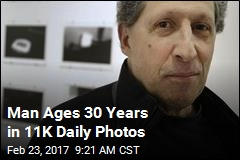 Man Ages 30 Years in 11K Daily Photos