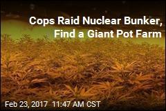 Nuclear Bunker Hid $1.25M Pot Factory
