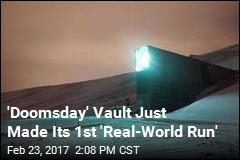 'Doomsday' Vault Just Got 50K Deposits