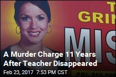 A Murder Charge 11 Years After Teacher Disappeared