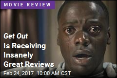 Get Out Is Is Receiving Insanely Great Reviews