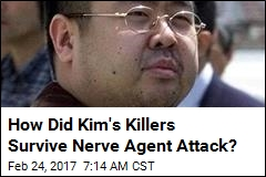 How Did Kim's Killers Survive Nerve Agent Attack?