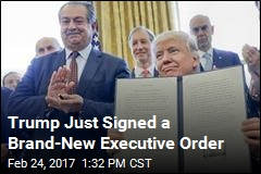 Trump's New Executive Order Goes After Fed Regulations