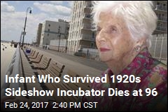 Infant Who Survived 1920s Sideshow Incubator Dies at 96