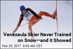 This Poor Guy Called Worst Skier Alive
