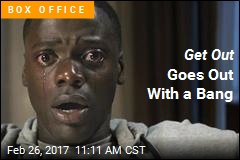 Get Out Goes Out With a Bang