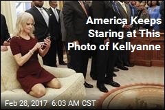 America Keeps Staring at This Photo of Kellyanne