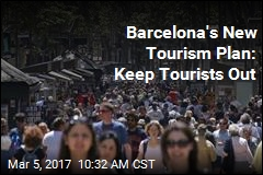 Barcelona's New Tourism Plan: Keep Tourists Out