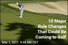 10 Major Rule Changes That Could Be Coming to Golf