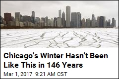 Chicago's Winter Is Lacking One Key Thing