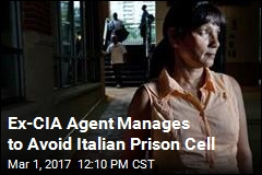 Ex-CIA Agent Manages to Avoid Italian Prison Cell