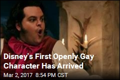 Disney's First Openly Gay Character Has Arrived