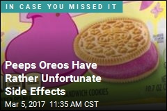 People Are Very Upset About Peeps Oreos