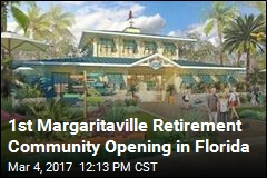 1st Margaritaville Retirement Community Opening in Florida