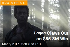 Logan Claws Out an $85.3M Win